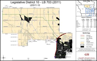 Nebraska Legislative District 10