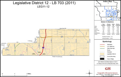 Nebraska Legislative District 12