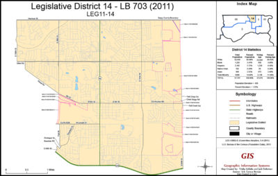 Nebraska Legislative District 14