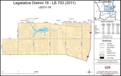 Nebraska Legislative District 18
