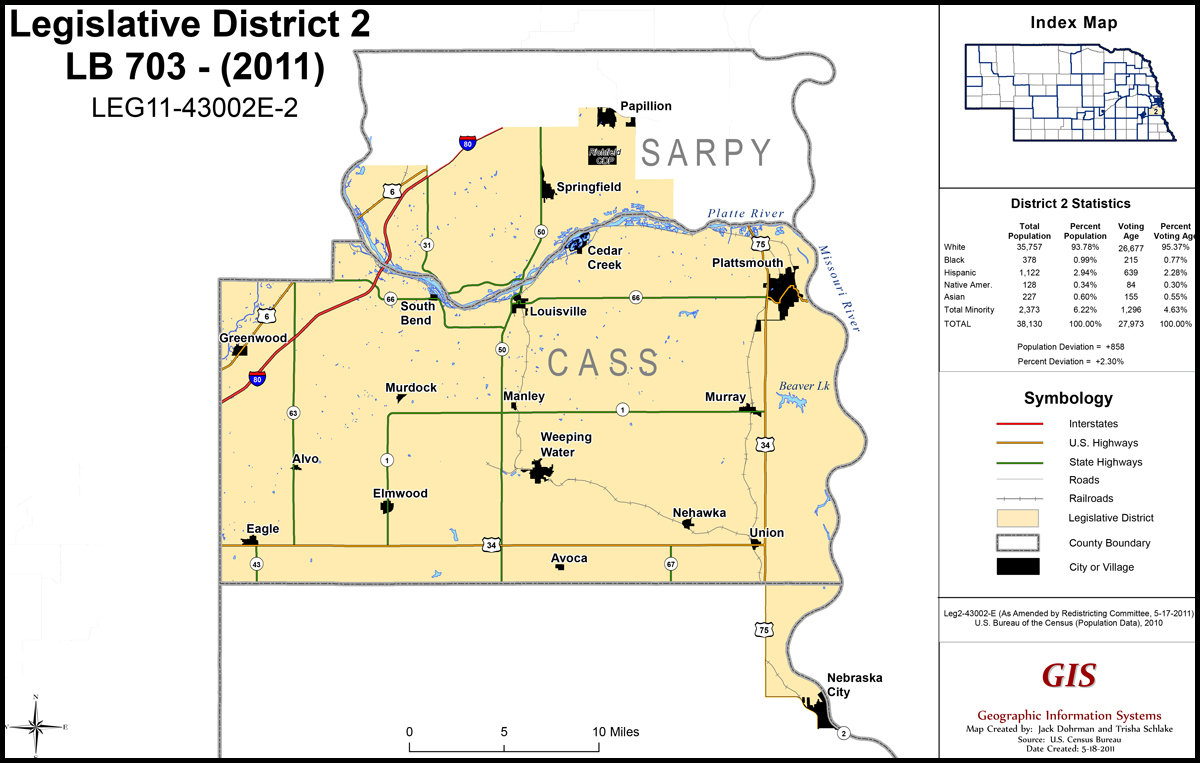 2018 Nebraska Legislative Candidates – Zulkoski Weber