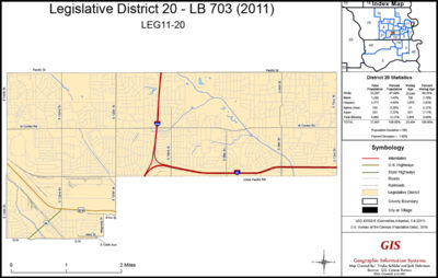 Nebraska Legislative District 20