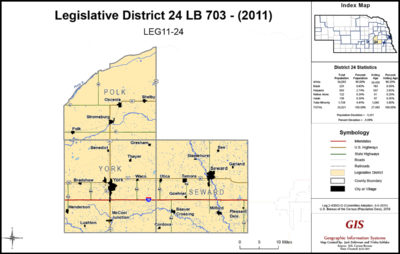 Nebraska Legislative District 24