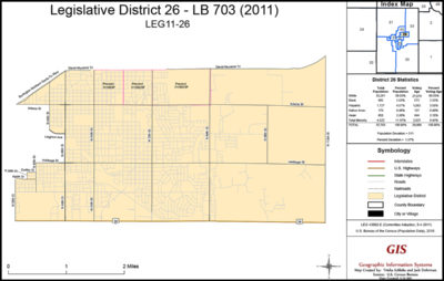 Nebraska Legislative District 26