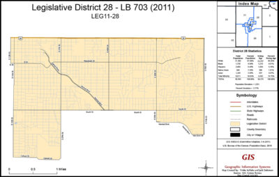 Nebraska Legislative District 28
