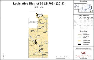 Nebraska Legislative District 30
