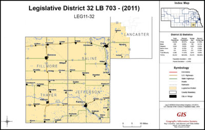 Nebraska Legislative District 32