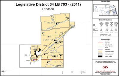 Nebraska Legislative District 34