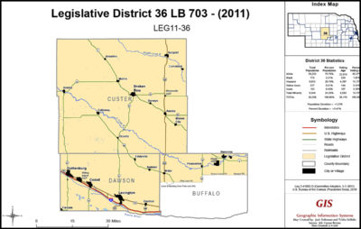 Nebraska Legislative District 36