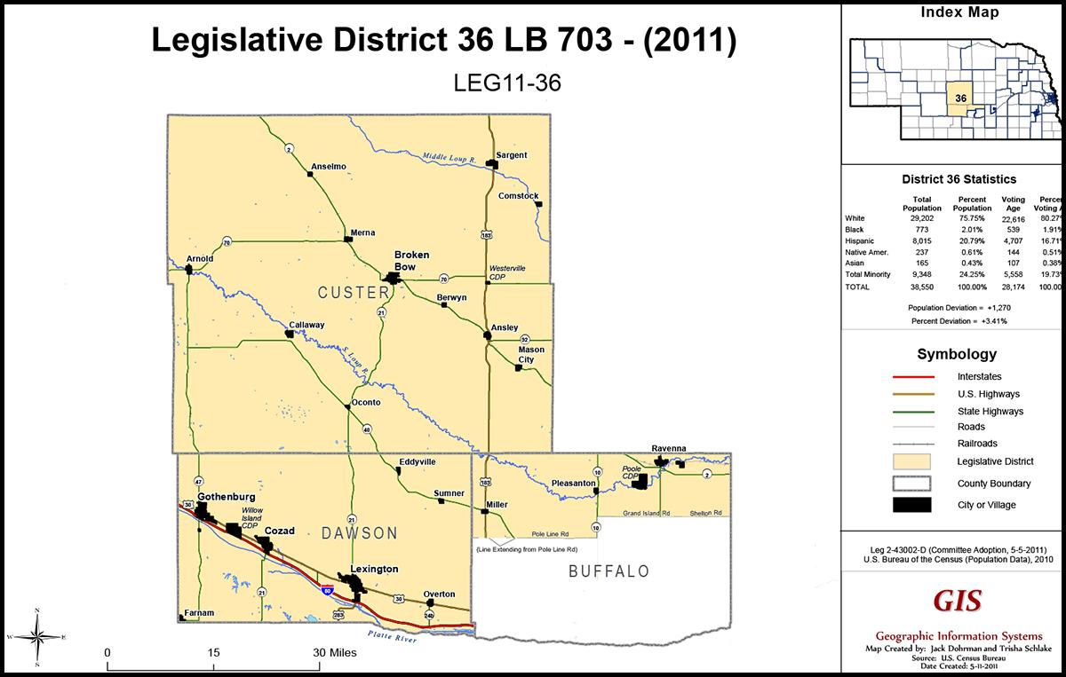 Big Blue Natural Resources District Nebraska