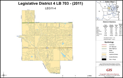 Nebraska Legislative District 4