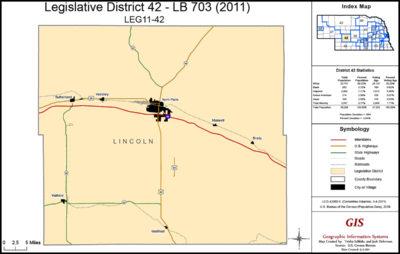 Nebraska Legislative District 42