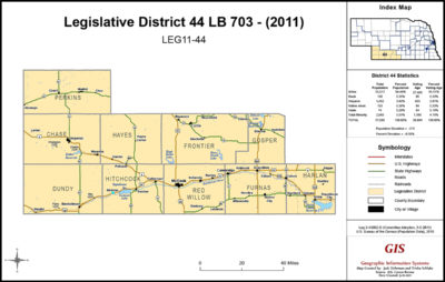 Nebraska Legislative District 44