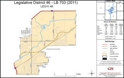 Nebraska Legislative District 46