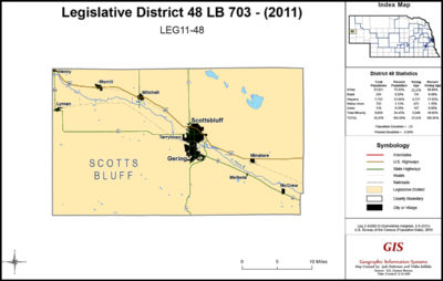 Nebraska Legislative District 48