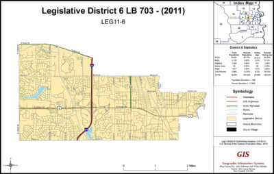 Nebraska Legislative District 6