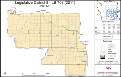 Nebraska Legislative District 8