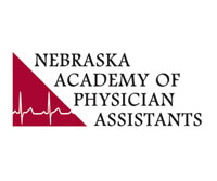 Logo for Zulkoski Weber Lobbying Client Nebraska Academy of Physician Assistants in Lincoln, NE