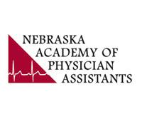 Logo for Zulkoski Weber Lobbying Client Nebraska Academy of Physician Assistants in Lincoln, NE