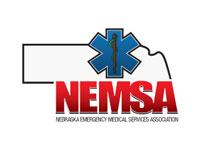 Logo for Zulkoski Weber Lobbying Client NEMSA in Lincoln, NE