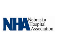 Logo for Zulkoski Weber Lobbying Client Nebraska Hospital Association in Lincoln, NE