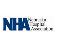 Logo for Zulkoski Weber Lobbying Client Nebraska Hospital Association in Lincoln, NE