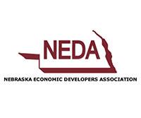 Logo for Zulkoski Weber Lobbying Client NEDA in Lincoln, NE