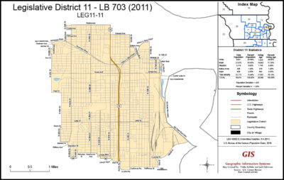 Nebraska Legislative District 11