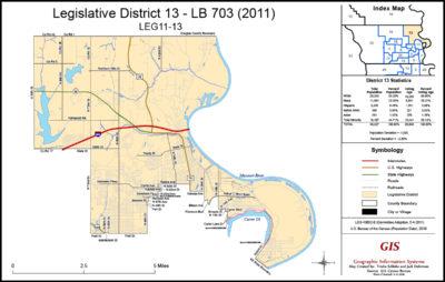 Nebraska Legislative District 13
