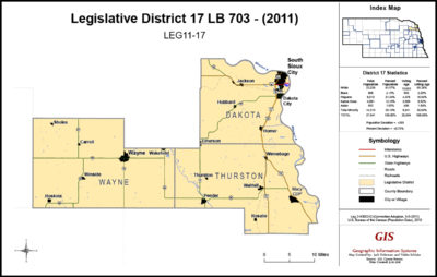 Nebraska Legislative District 17