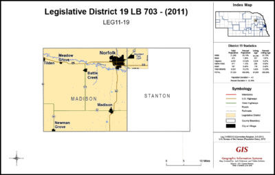 Nebraska Legislative District 19