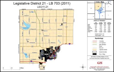 Nebraska Legislative District 21