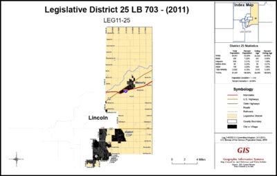 Nebraska Legislative District 25