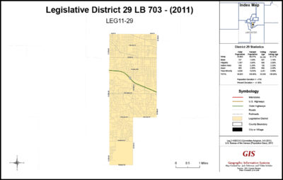 Nebraska Legislative District 29
