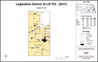 Nebraska Legislative District 33
