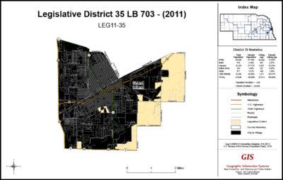 Nebraska Legislative District 35