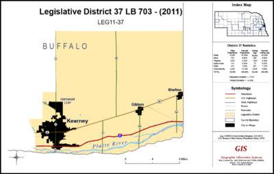 Nebraska Legislative District 37