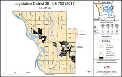 Nebraska Legislative District 39
