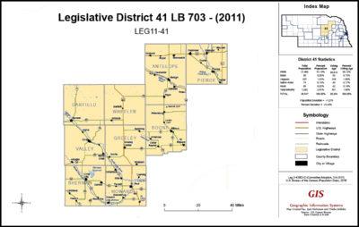 Nebraska Legislative District 41