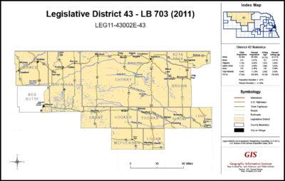 Nebraska Legislative District 43